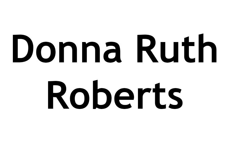 Donna Ruth Roberts (text logo).jpg