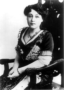 Alice Guy-Blache,    Female Pioneer in filmmaking