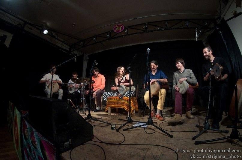 Mosco Rhythm Team