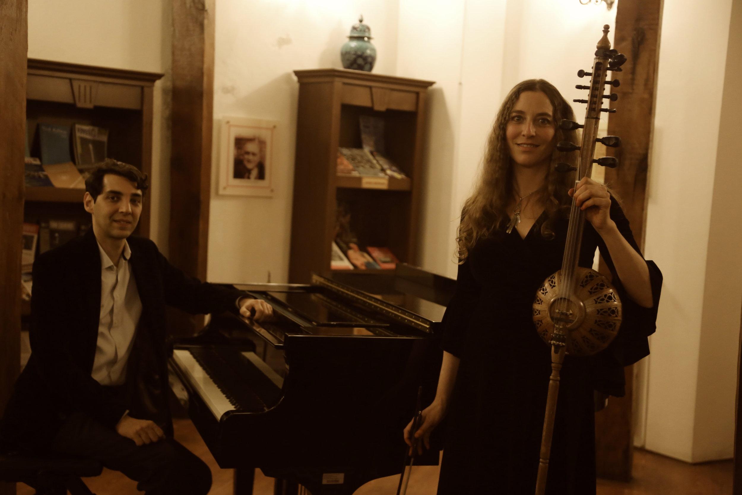 Raquy Danziger and Onder Cebeci - Classical Concert