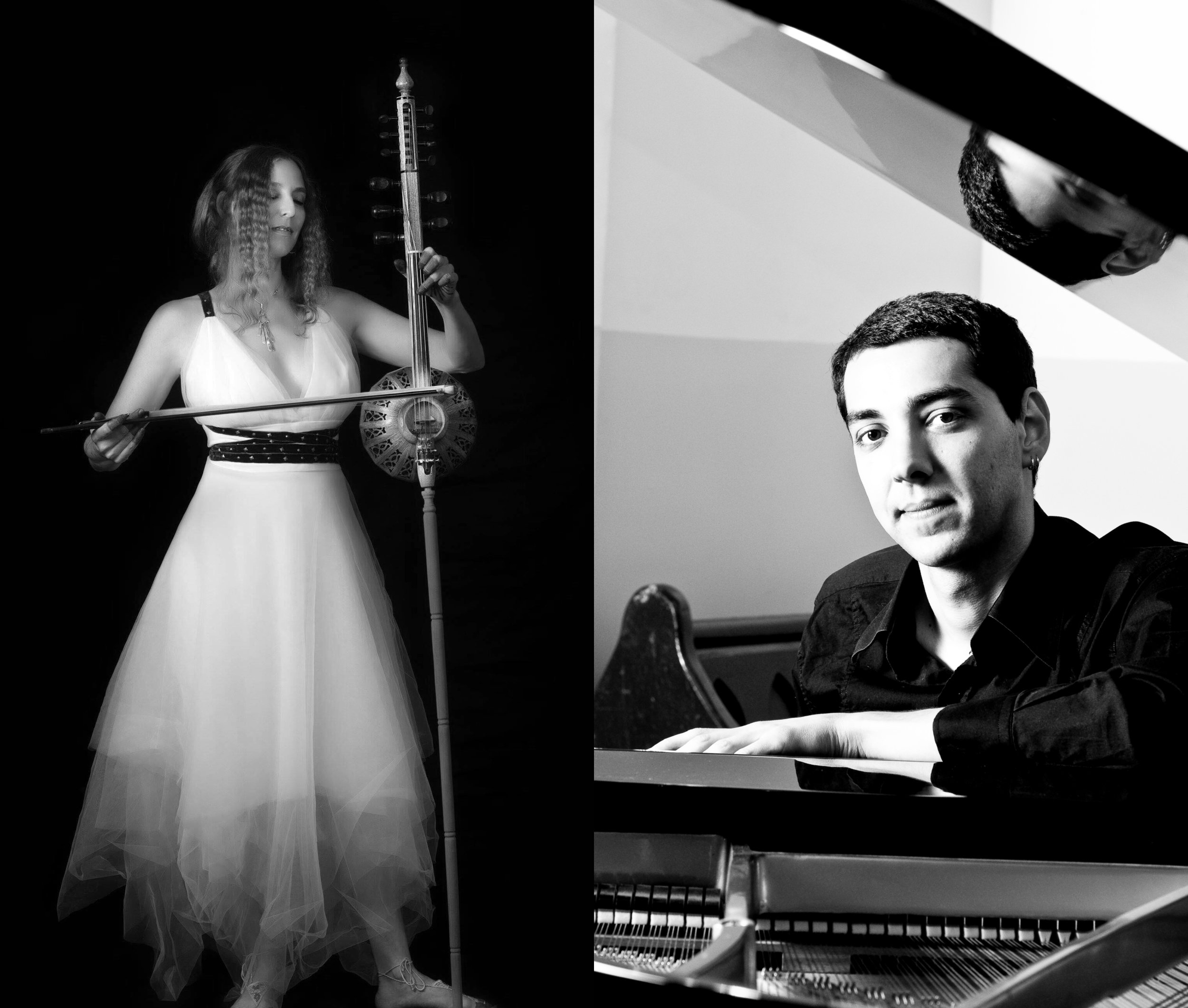 Raquy Danziger and Onder Cebeci - Classical Concert bw