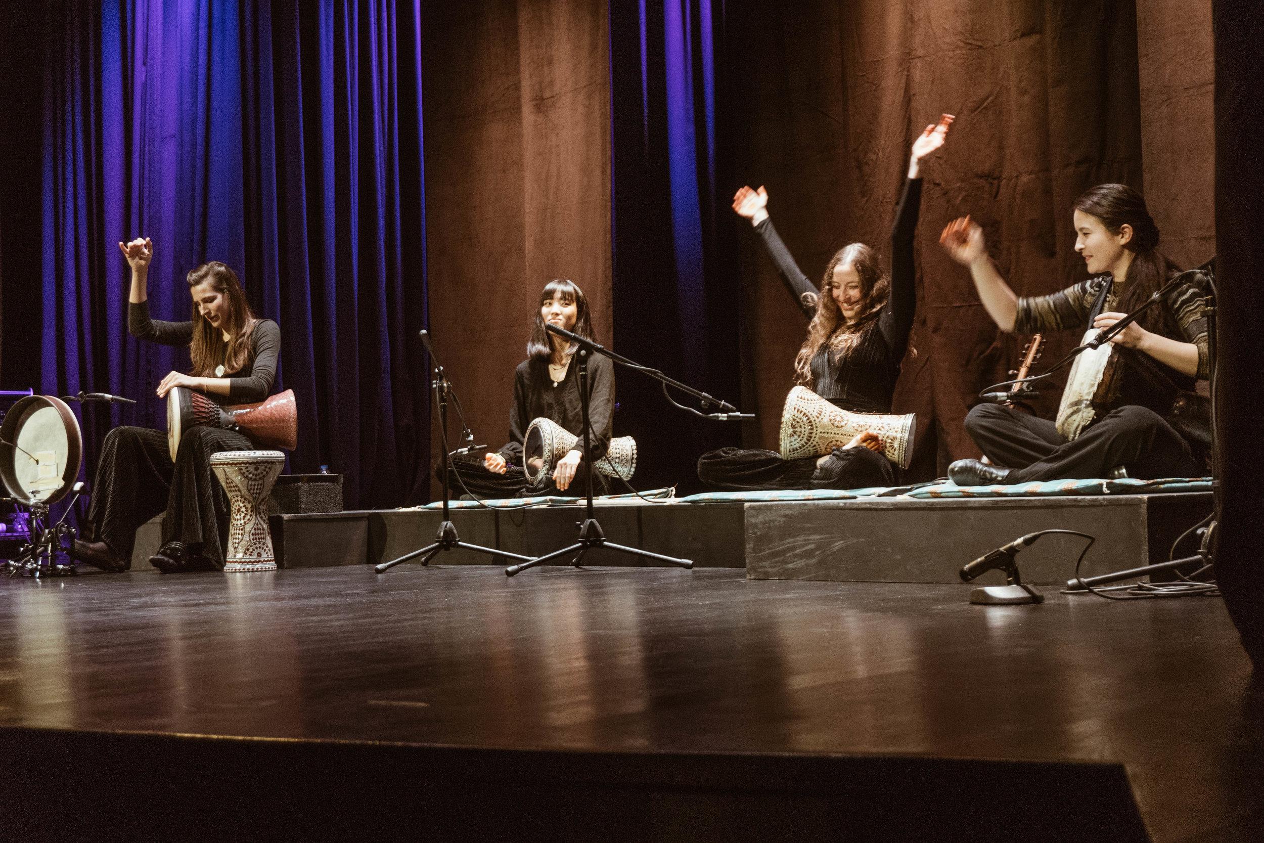 Ladies of Dum | Concert