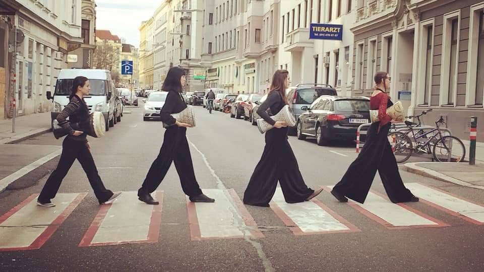 Ladies of Dum in Vienna