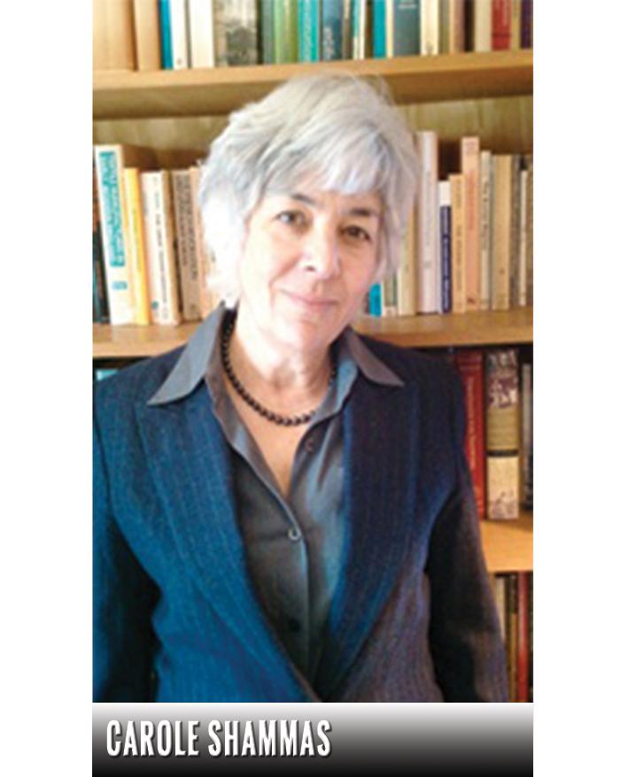 Carole Shammas