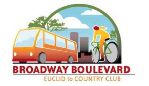 Broadway Boulevard Project Logo