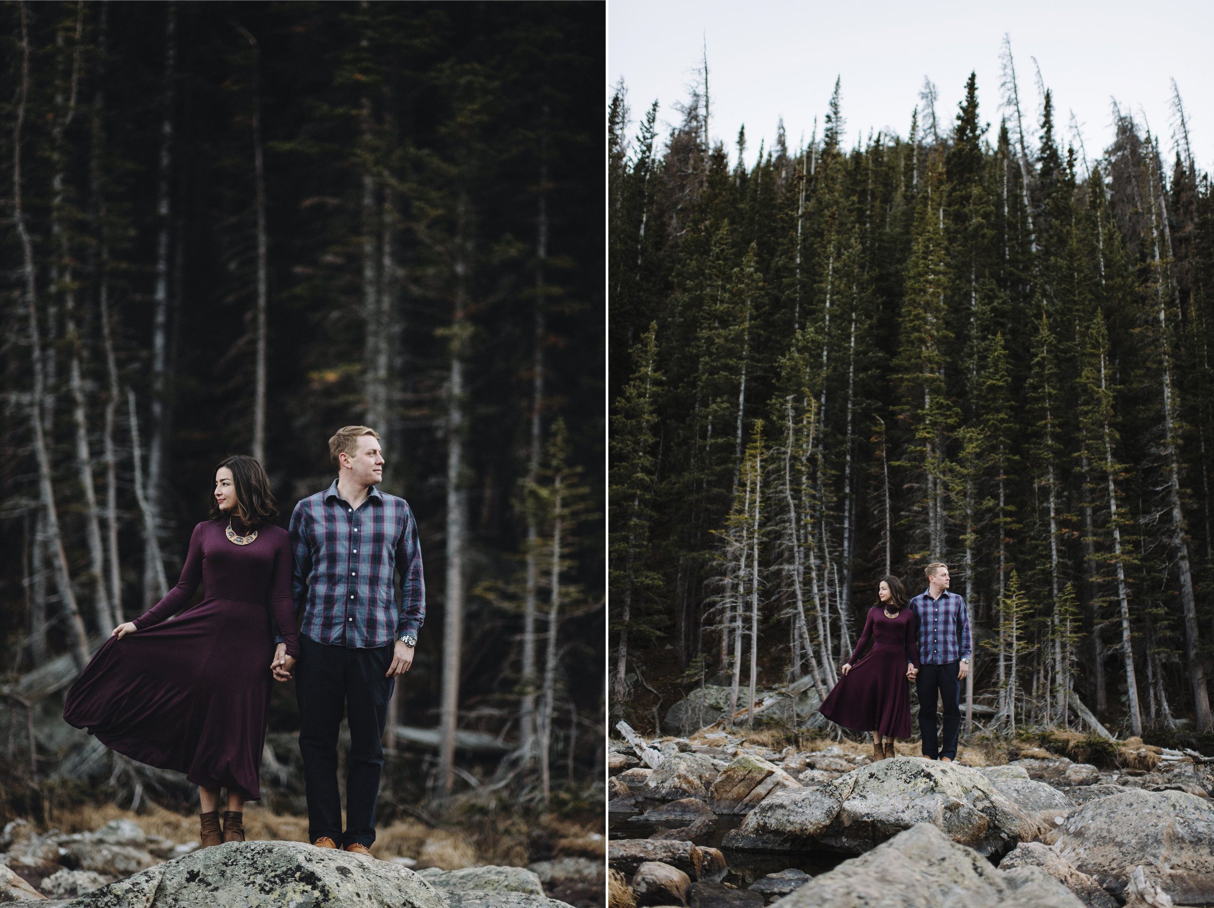 Rocky Mountain National Park Colorado Adventure Engagement Photographer003.jpg