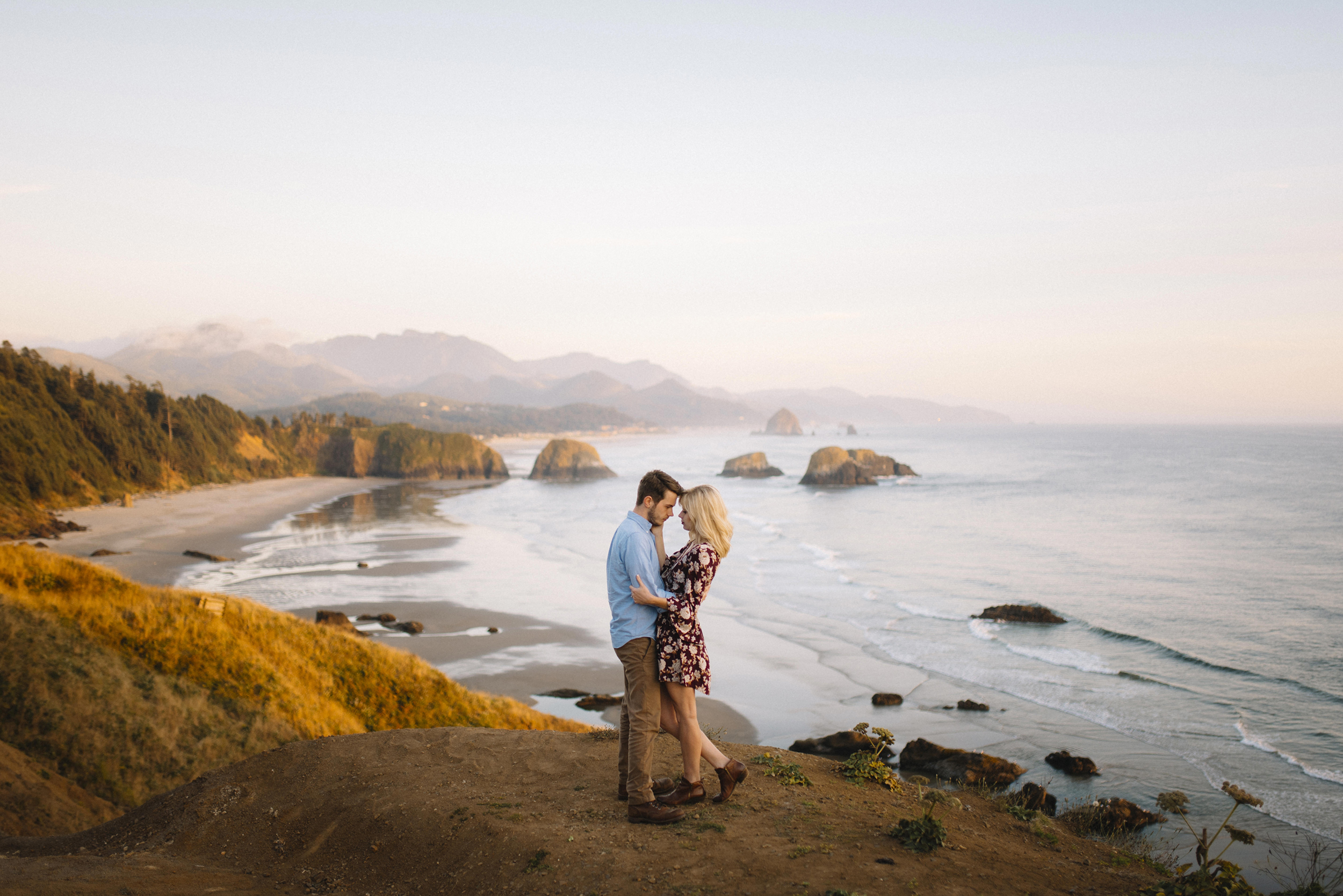 Cannon Beach Oregon Coast Adventure Couples Photographer 126.jpg
