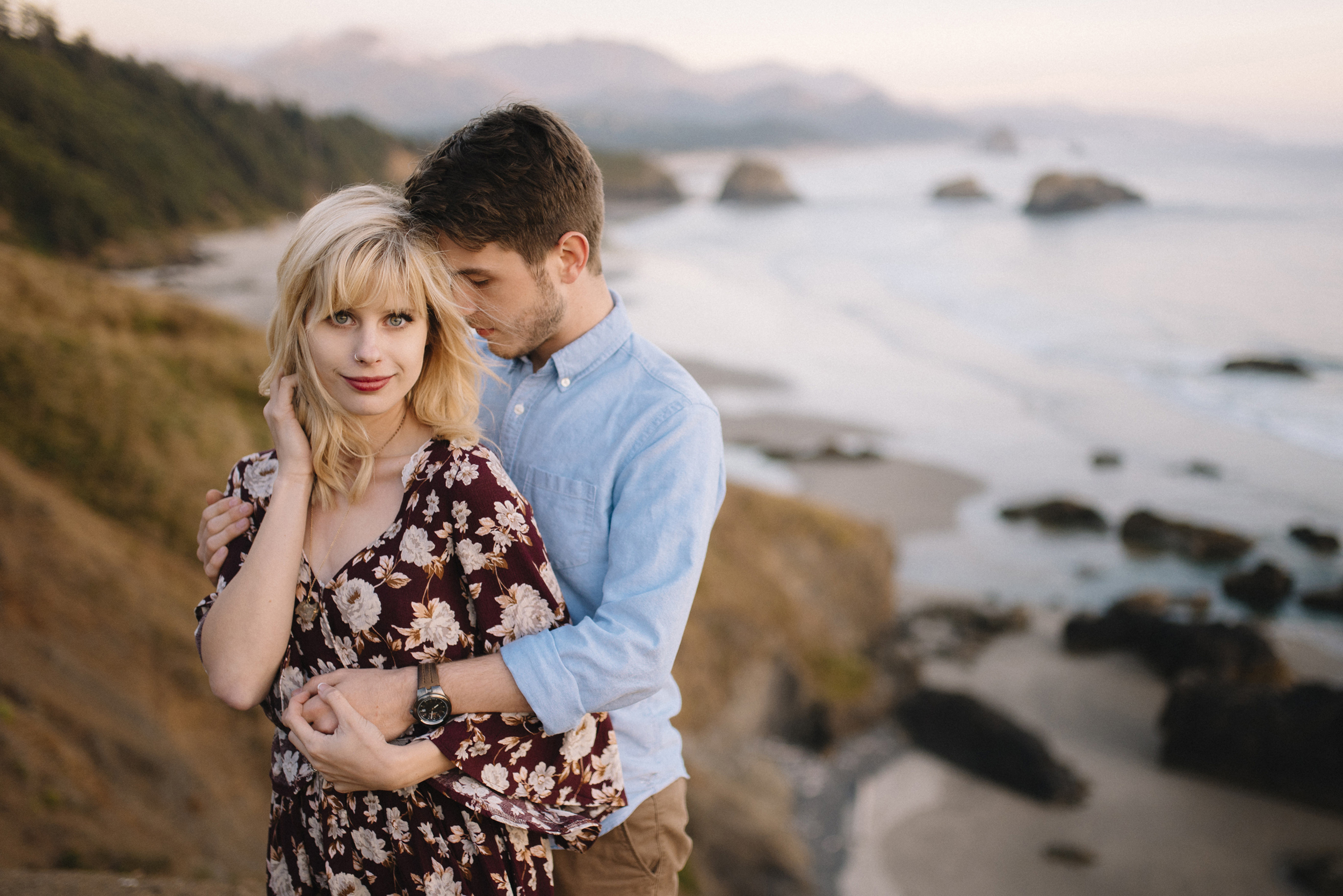 Cannon Beach Oregon Coast Adventure Couples Photographer 134.jpg