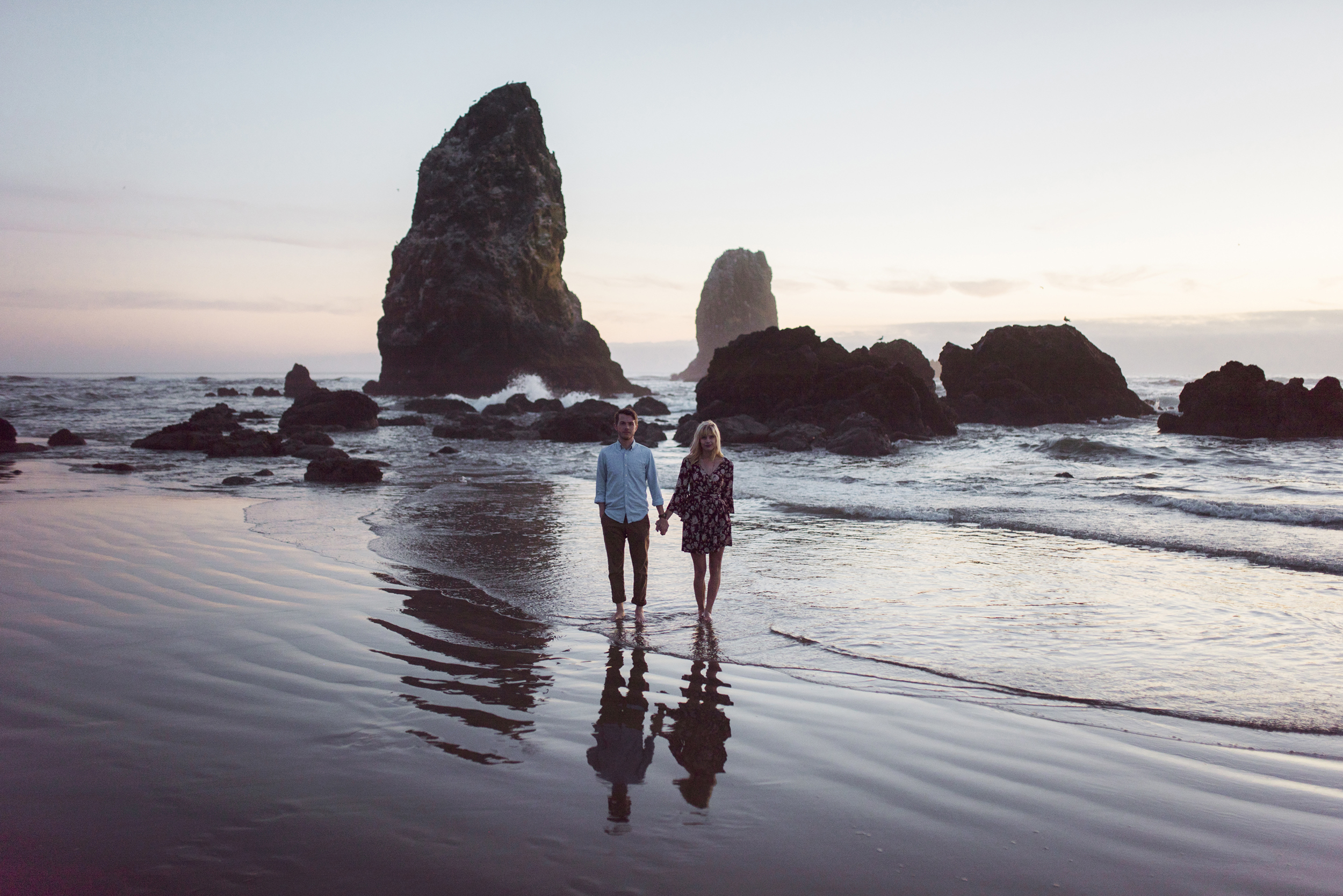 Cannon Beach Oregon Coast Adventure Couples Photographer 164.jpg