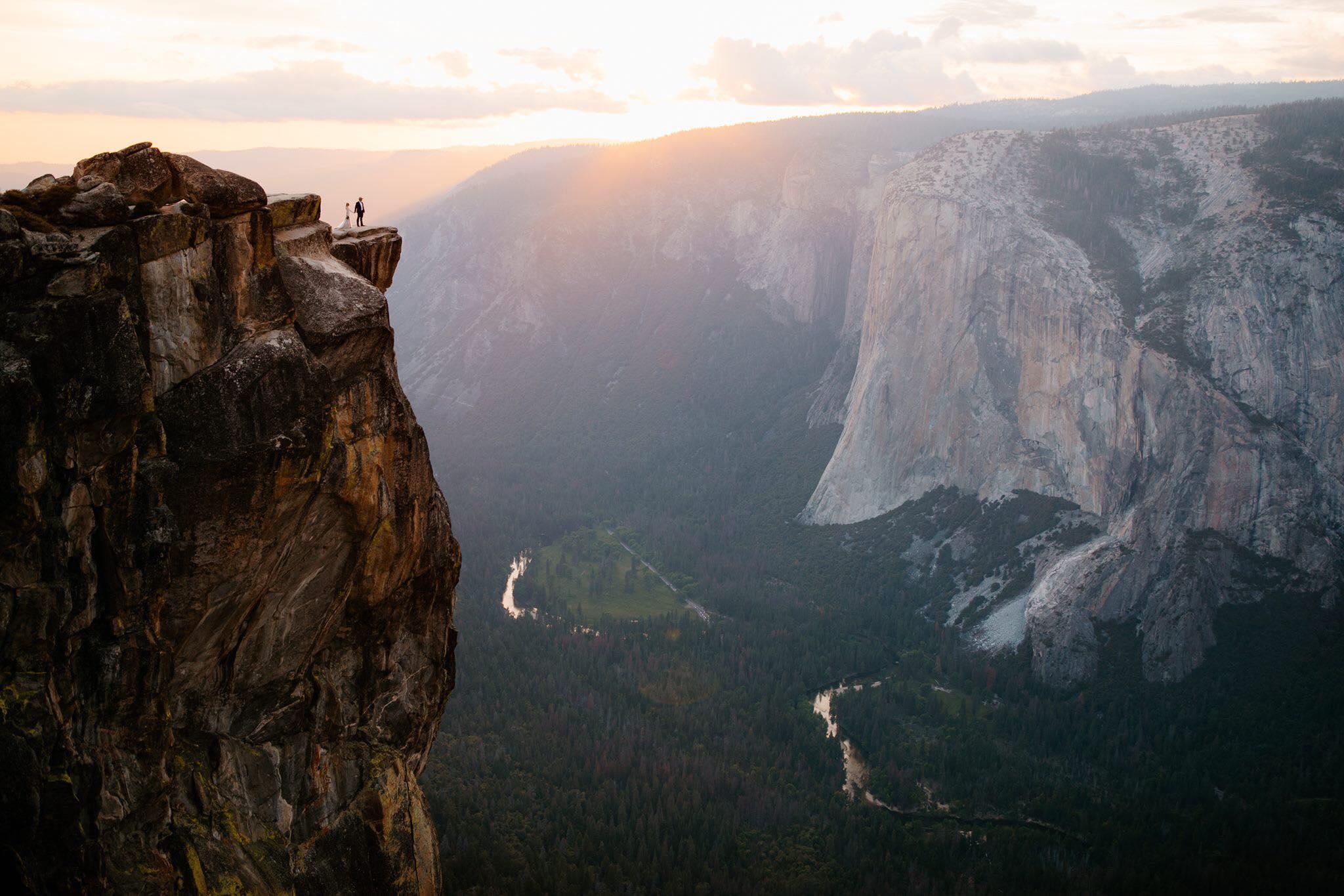 Yosemite National Park, California  Elopement Photographer