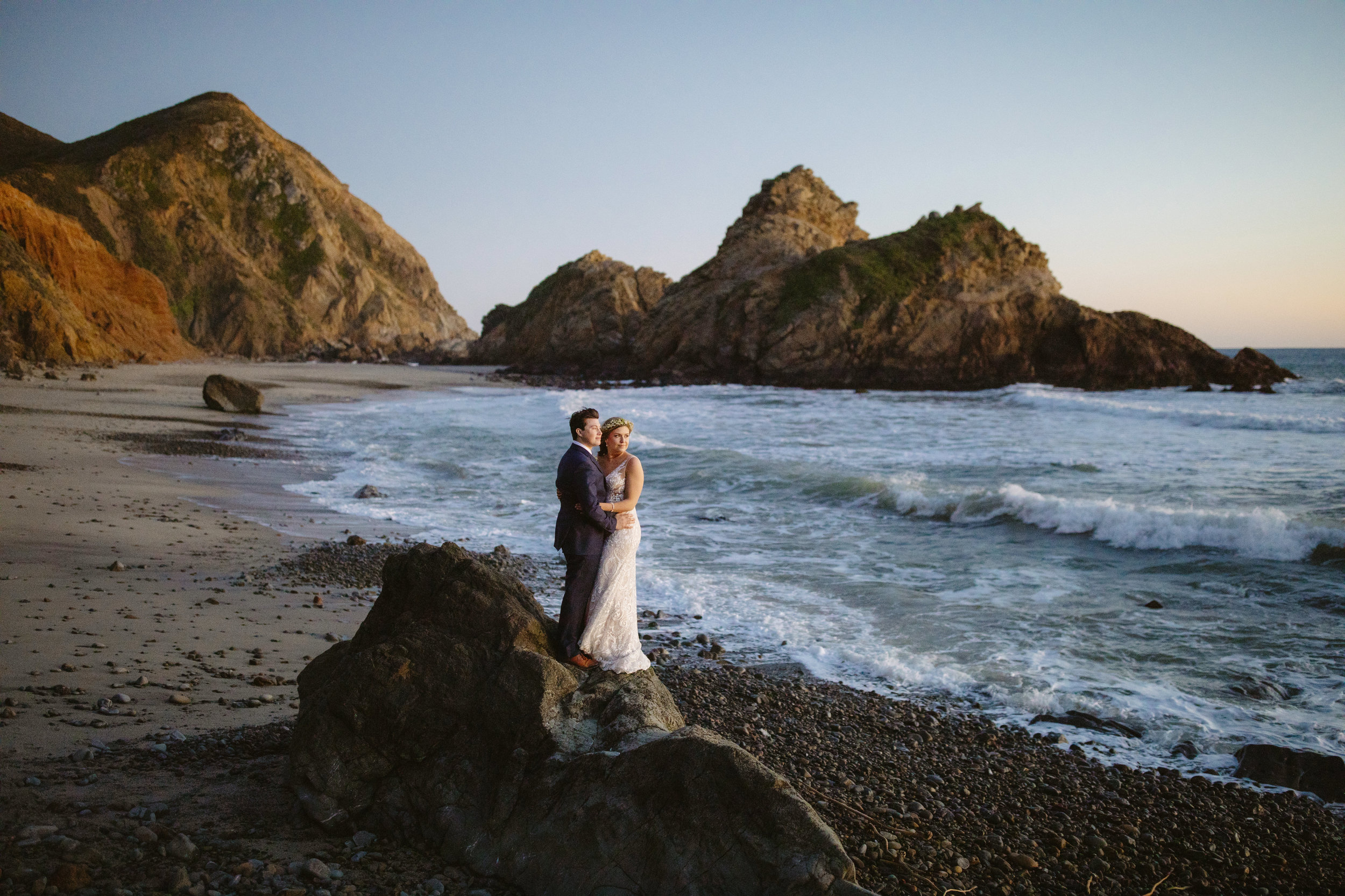 Big Sur, California  Elopement Photographer