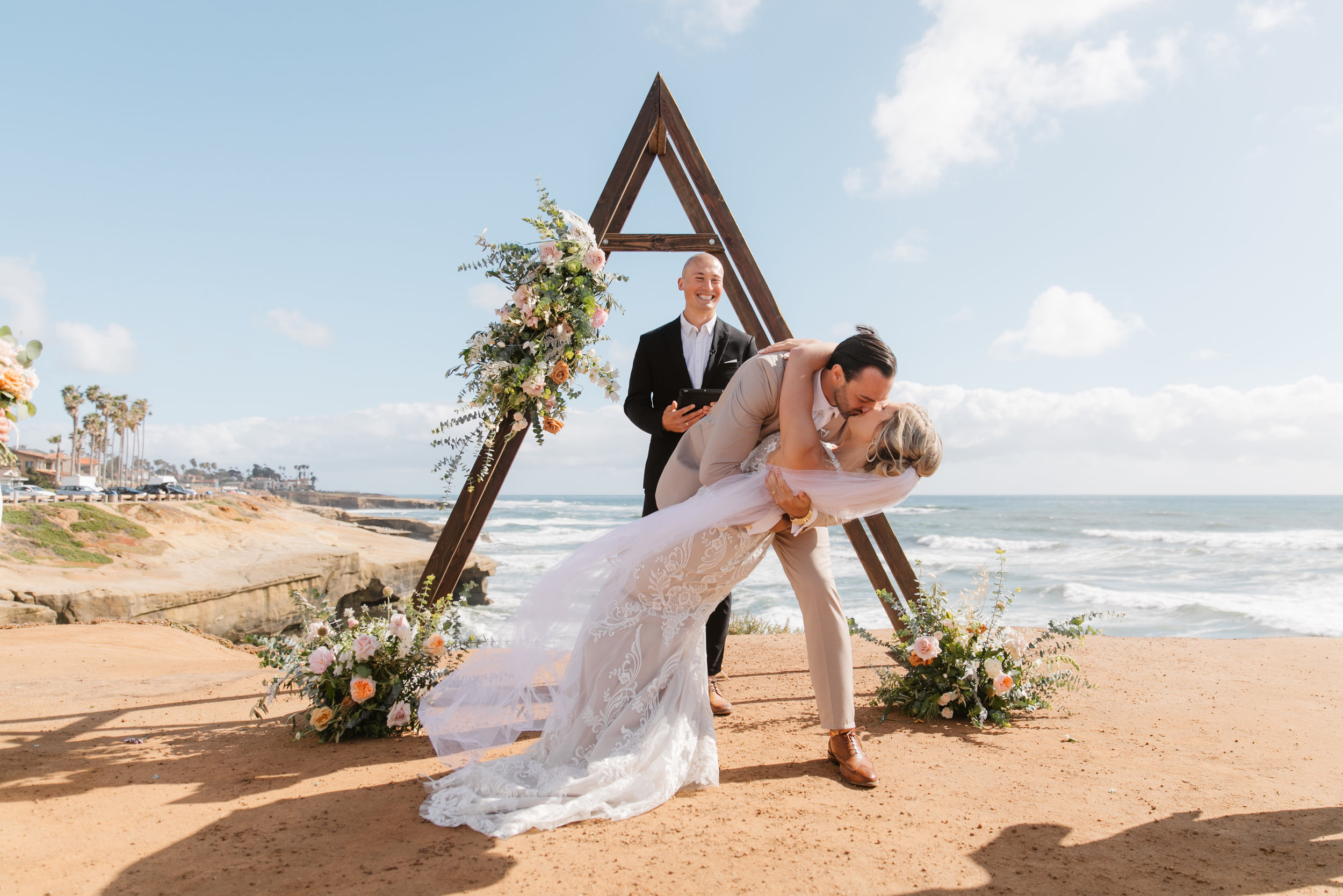 San Diego, California  Destination Wedding Photographer