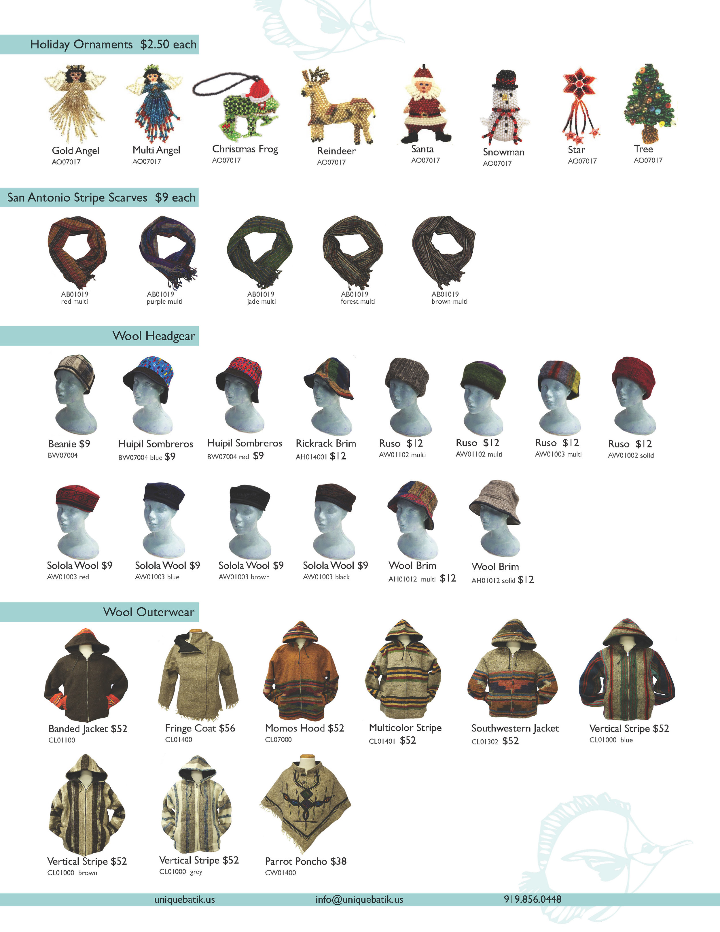 Wool Collection pg2