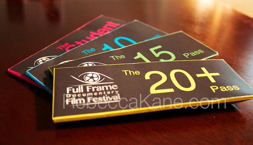 Ticket Packaging