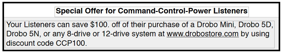 Command-Control-Power
