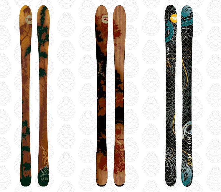 Rossignol Women's Ski Graphics