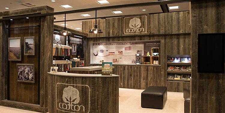 Cotton Inc. Trade Show Environment