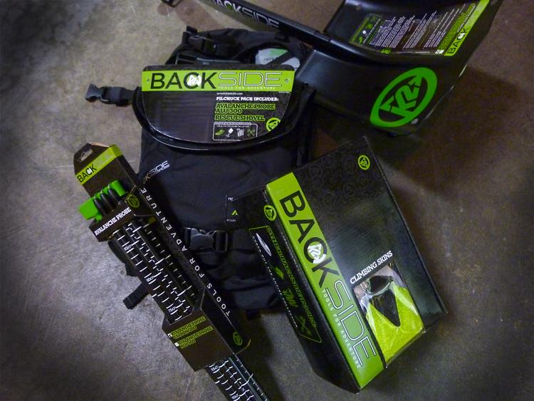K2 Backside Packaging