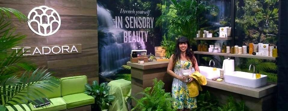 Teadora Trade Show Booth 4