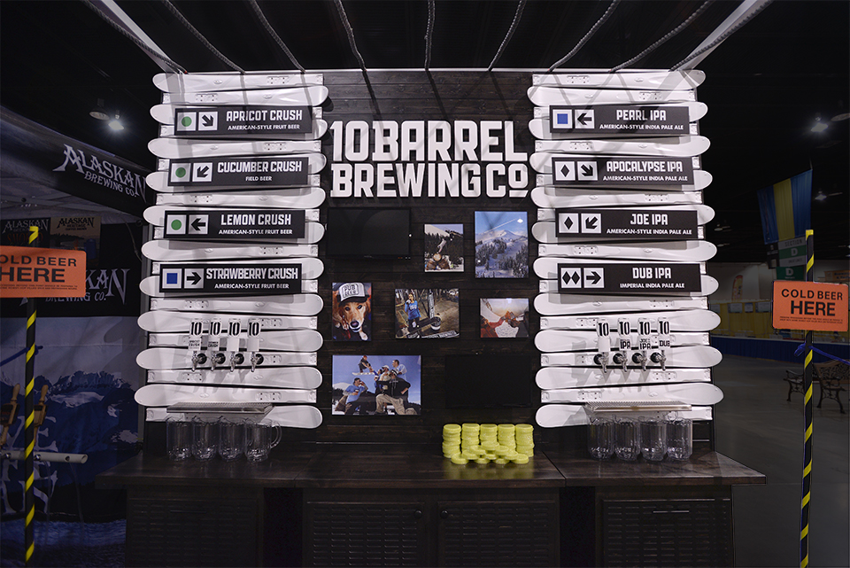 10 Barrel Brewing Co GABF Booth 02