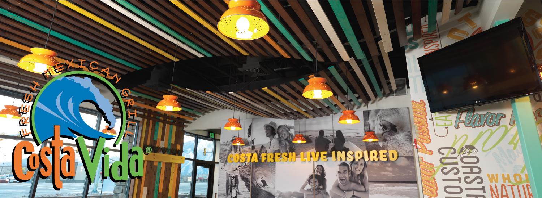 Costa Vida Restaurant Environment