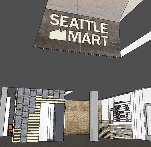 Seattle Mart Render 01