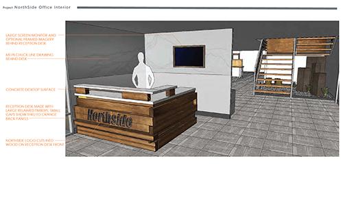 Northside  Environment Design Render 02