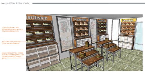 Northside  Environment Design Render 04