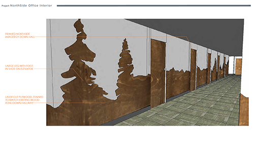 Northside  Environment Design Render 06