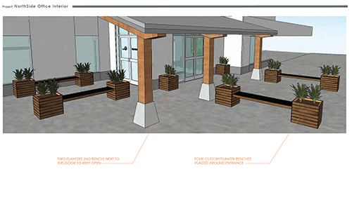 Northside  Environment Design Render 01