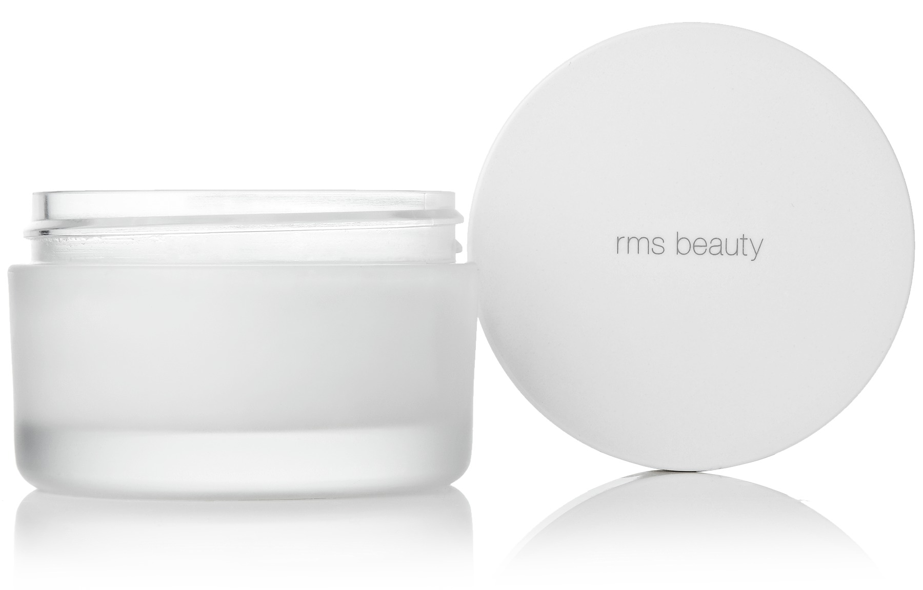 4. Use RMS Beauty Coconut Cream to remove stubborn makeup