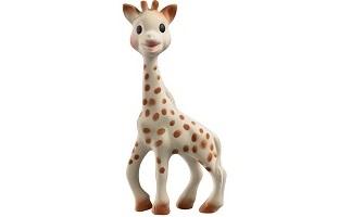 Photo via: Sophie the Giraffe