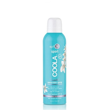 Coola Sport Continuous Spray SPF 30 - SPF 50