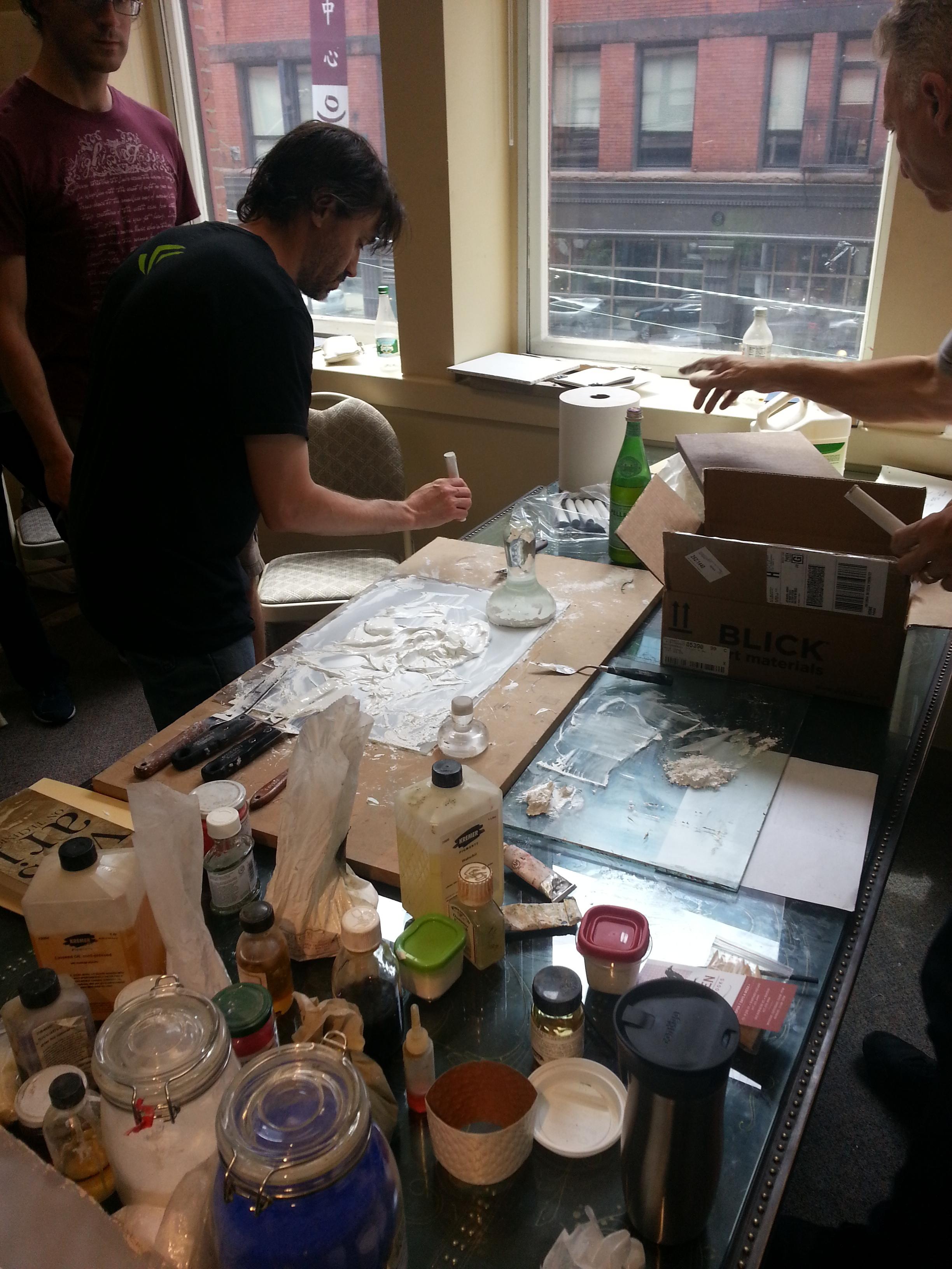 Materials Workshop