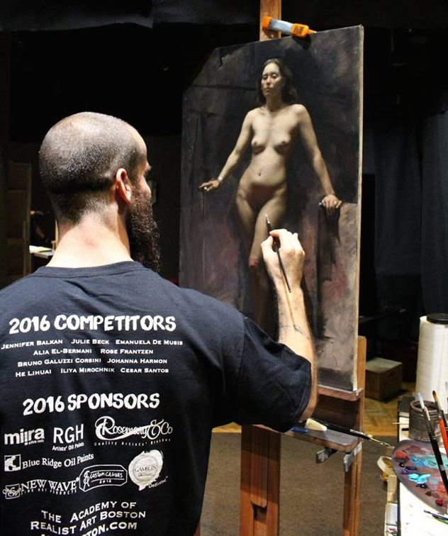 2016 First place WInner: Cesar Santos