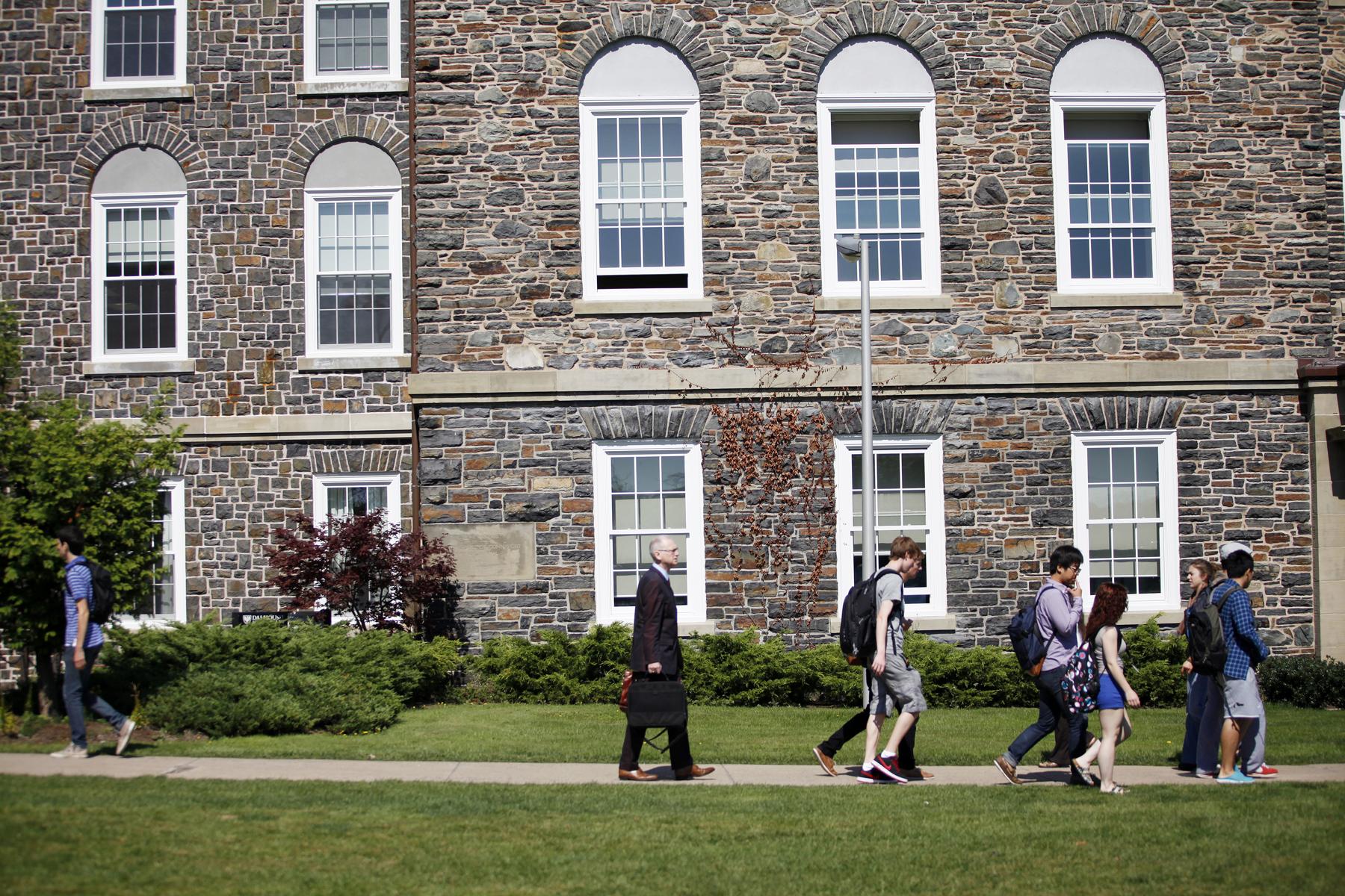 Campus, Dalhousie University
