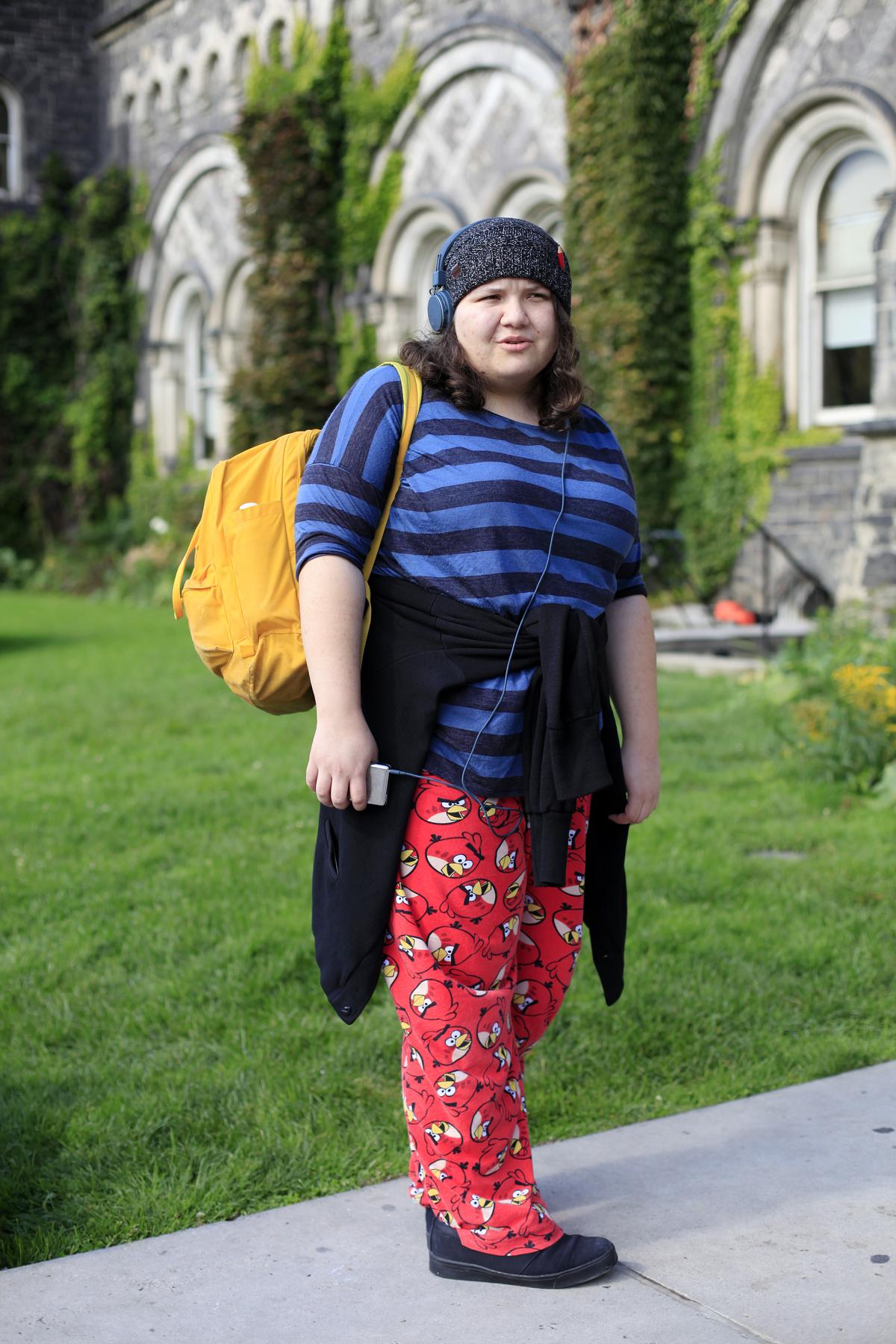 Campus life, University of Toronto