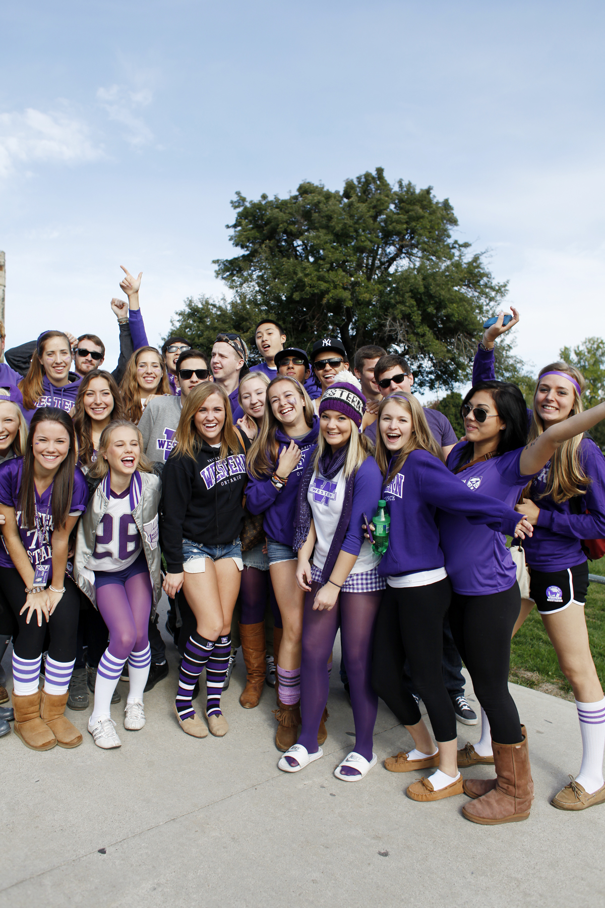 Homecoming, Western University