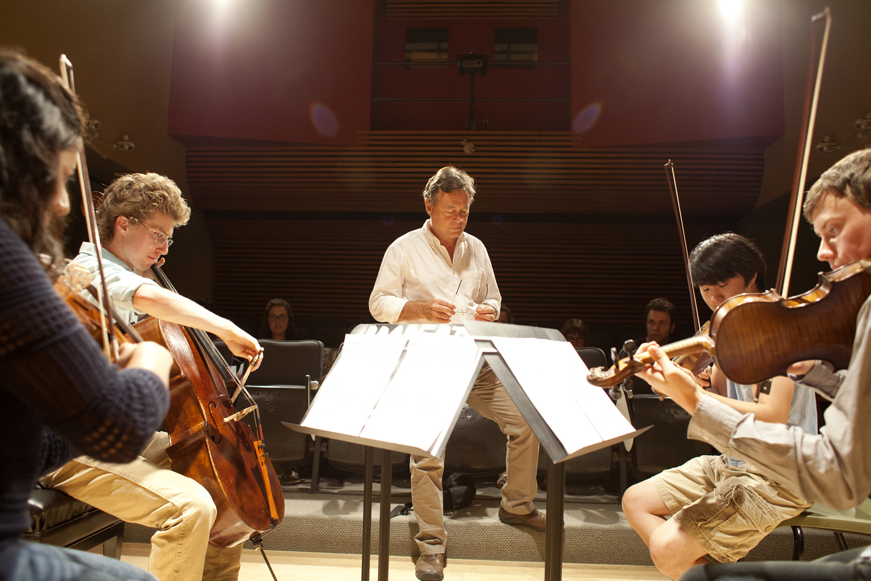Strings class, Dalhousie University