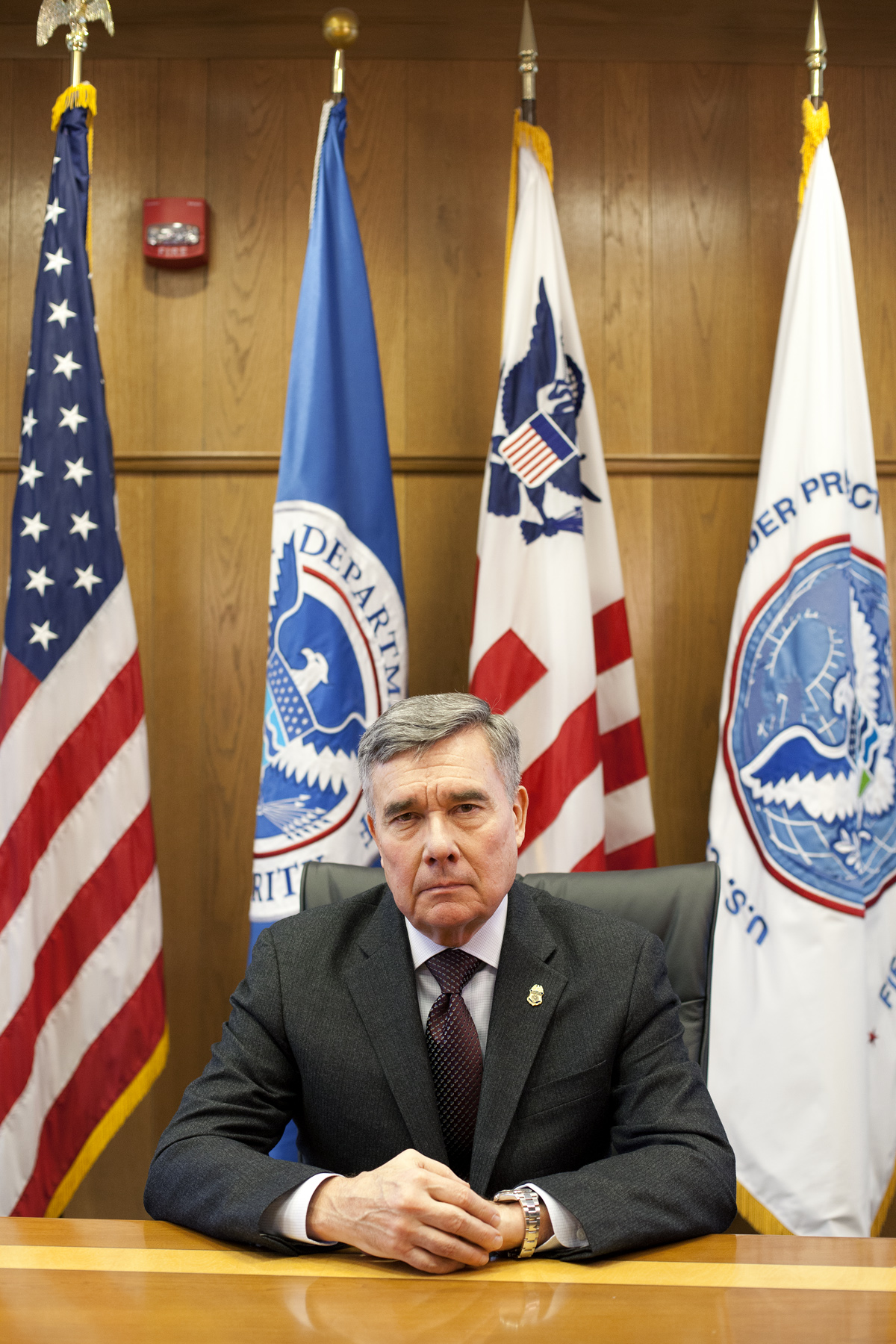 Gil Kerlikowske, Commissioner of U.S. Customs and Border Protection