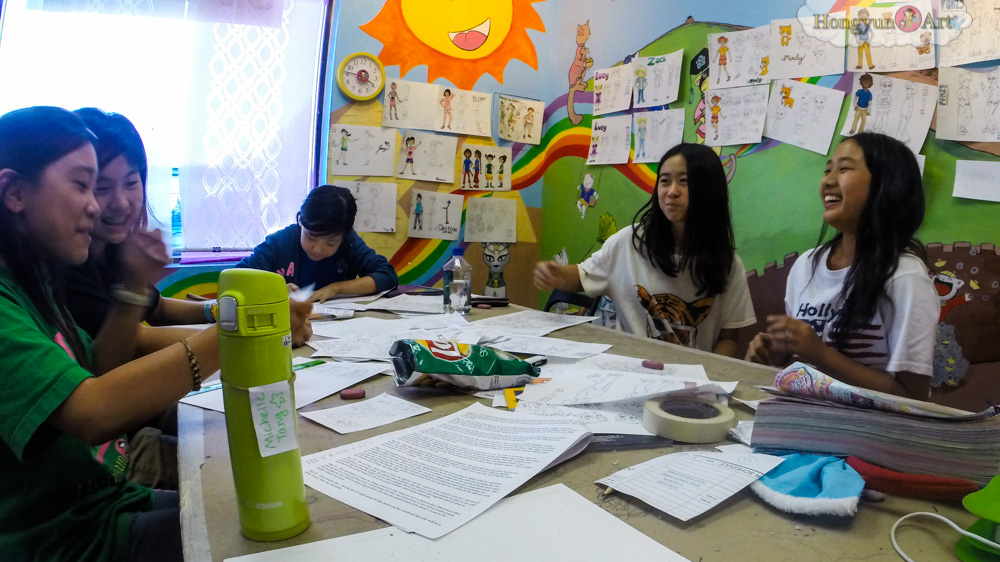 2014-06-Hongyun-Art-Mindy-Comic-Camp-150.jpg