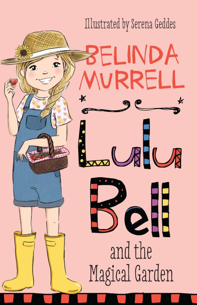 Lulu Bell and the Magical Garden - A summer storm has arrived, and the Bell family are eating their dinner and playing games by candlelight. What fun!But the next morning a disaster is revealed. The school garden is ruined! Can Lulu and her best friend Molly save the day?*Premier's Reading Challenge