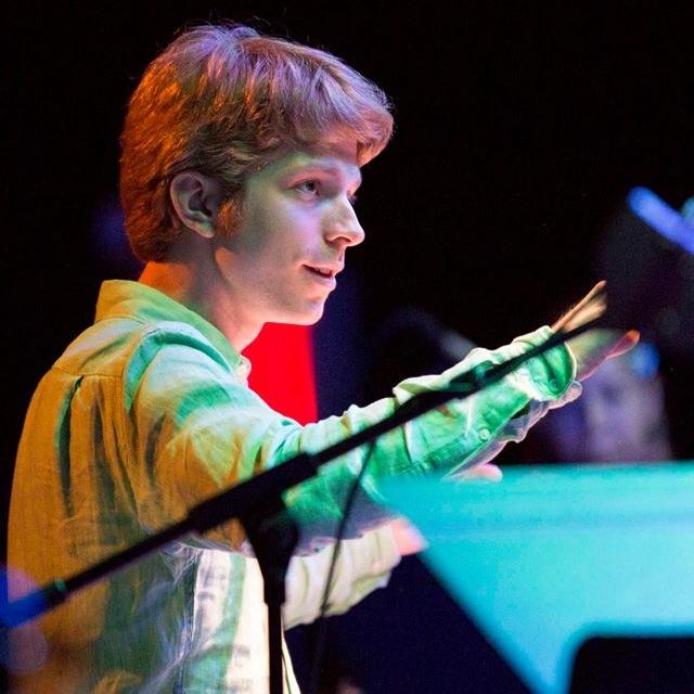 David Bloom — conductor,co-artistic director