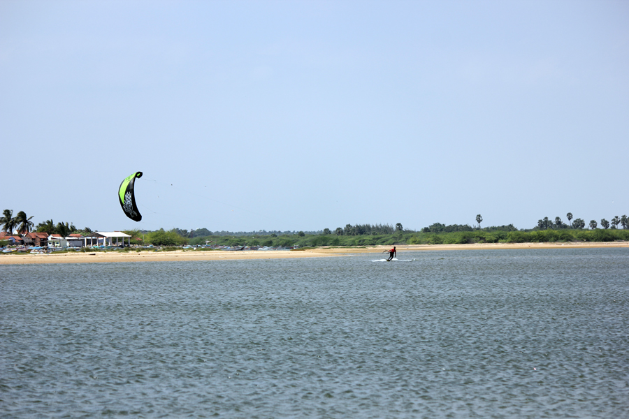 Best kitesurfing spots in India