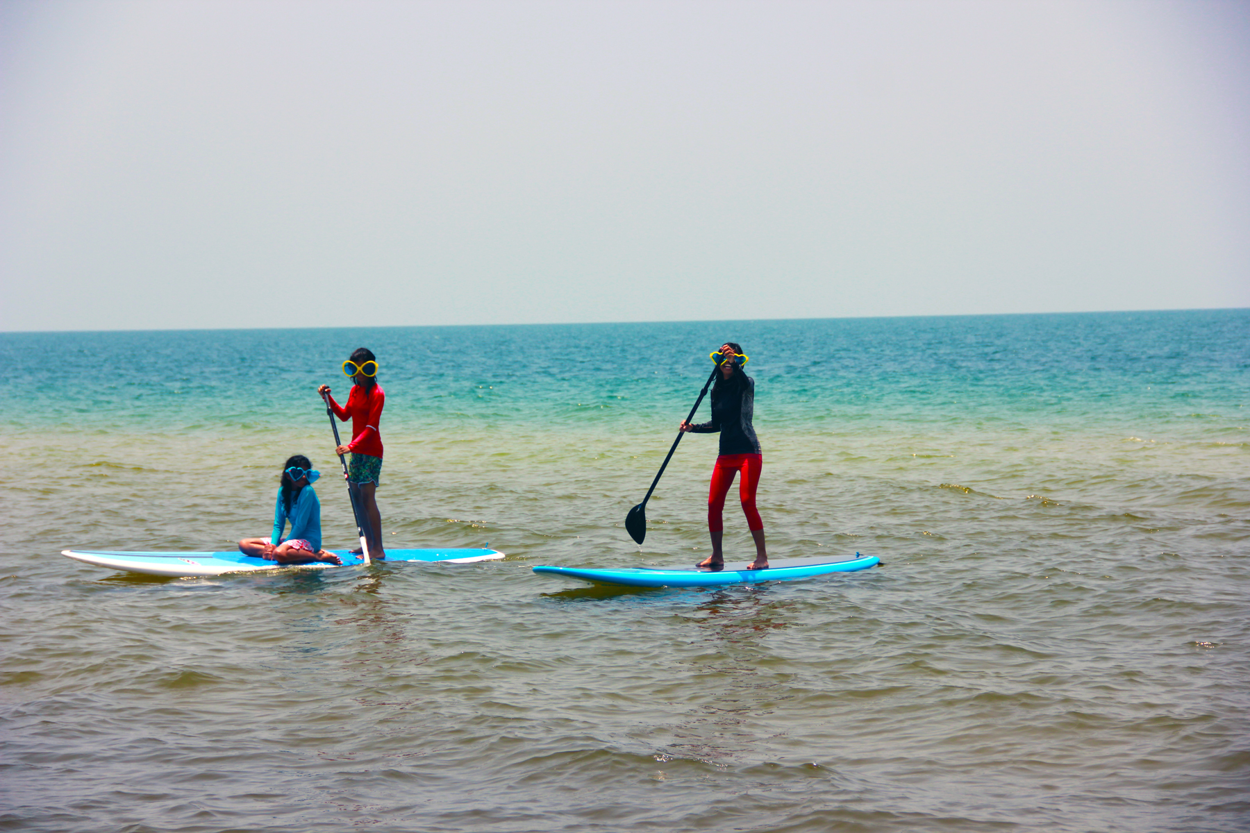 Paddle board (SUP) weekend get-away from Bangalore