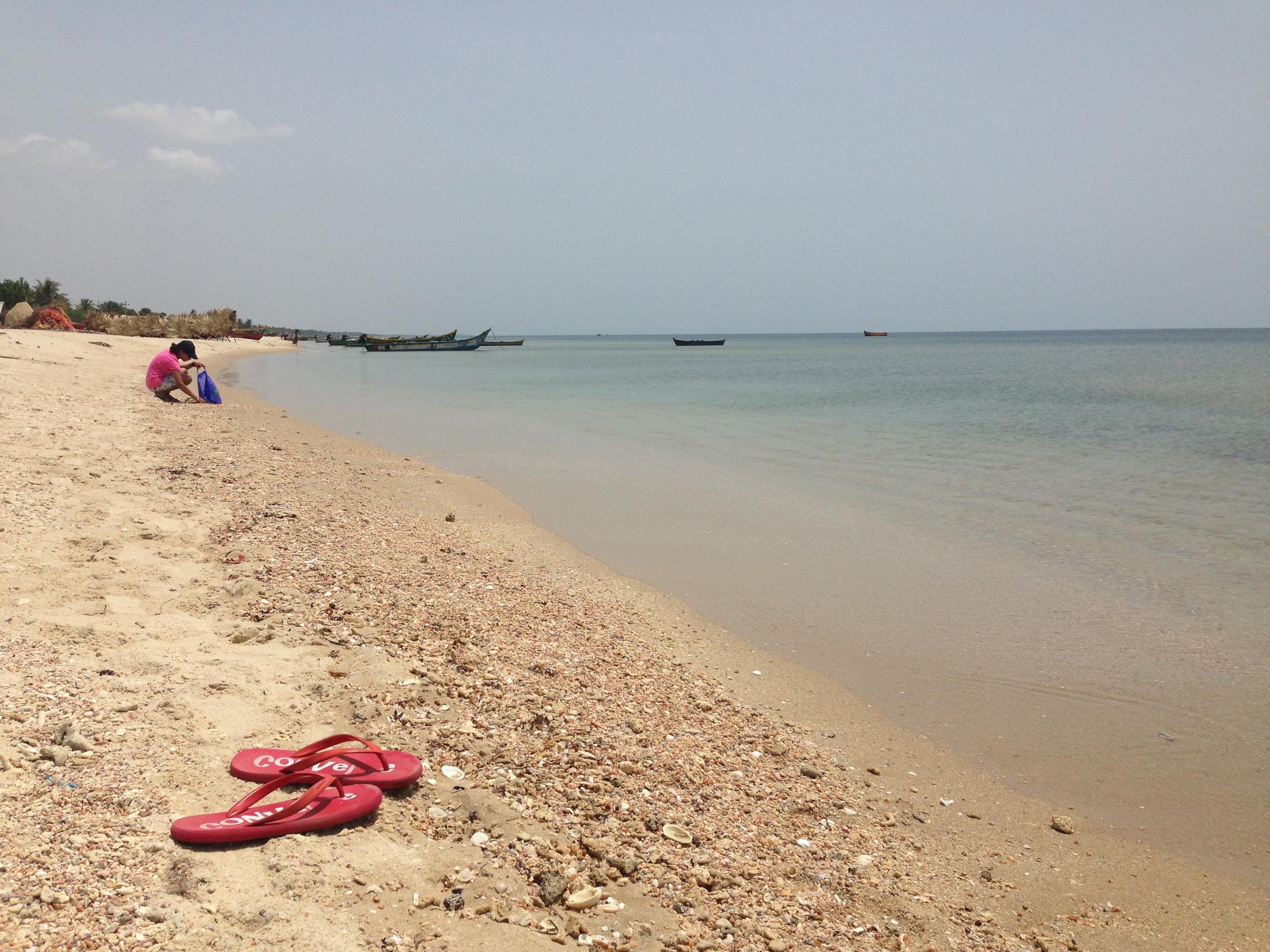 Beach near Kathadi North