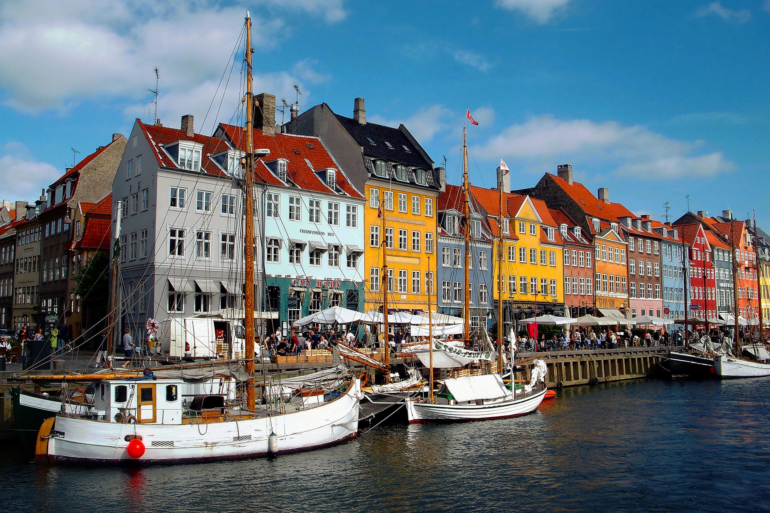 Copenhagen plans to be carbon neutral by 2025. Photo credit:  John Anes