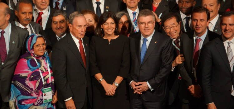 Mayors Convene in Paris during COP21 For Landmark Climate Summit For Local Leaders ( photo by ICLEI )