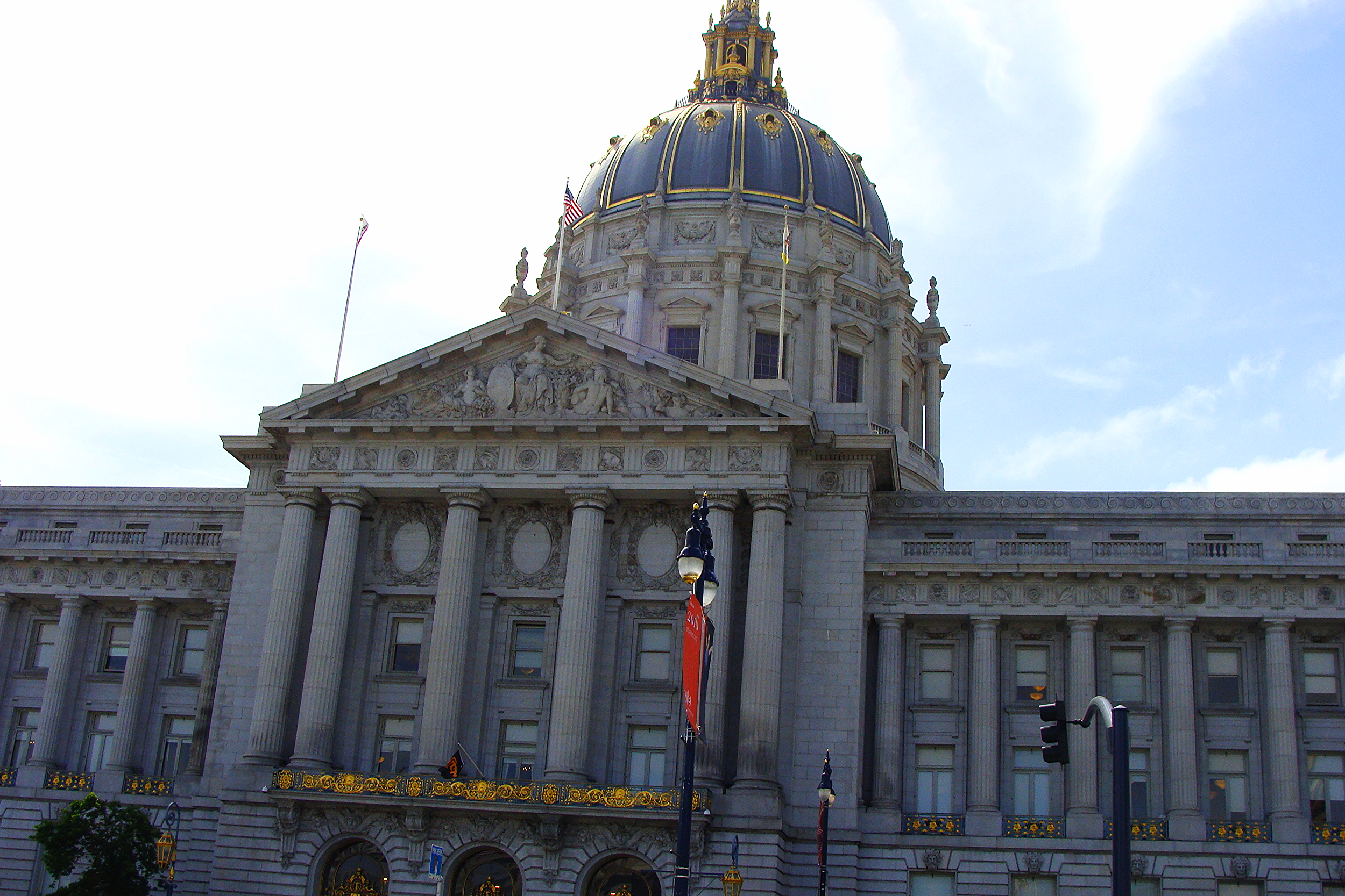 The San Francisco City Hall has achieved LEED Platinum certification in the Existing Building Operations and Maintenance category