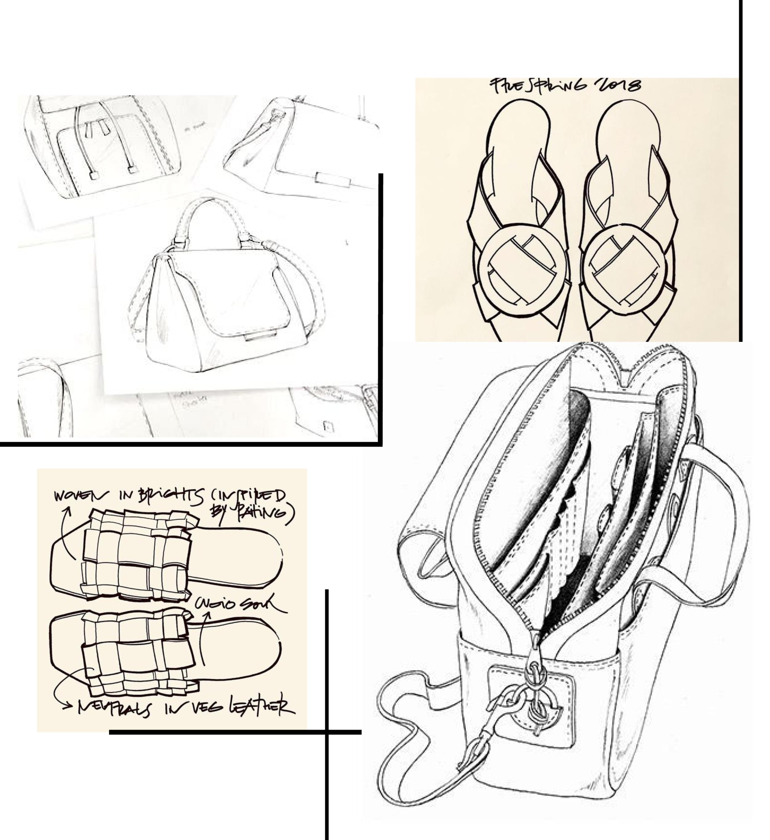 B Design Studio  &  Mercedes Castillo  make frequent appearances on my illustration Pinterest Board.